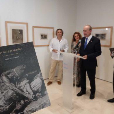 Fortuny, una exposición de grabados para disfrutar en el Museo Carmen Thyssen Málaga