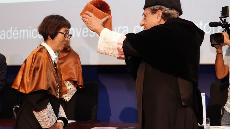 La arquitecta Kazuyo Sejima, nueva doctora Honoris Causa en la UMA
