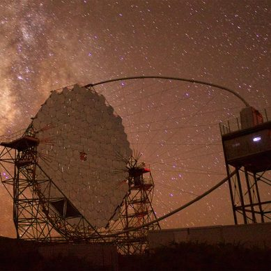 """Investigadores de la UJA """"ponen a punto"""" uno de los mayores telescopios de observación espacial"""