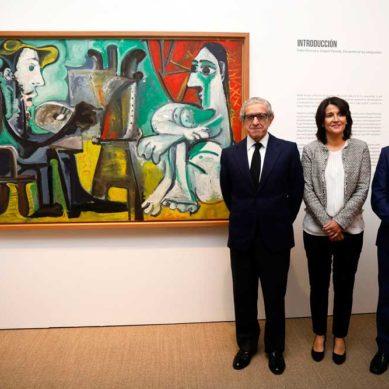 'Pablo Picasso y Joaquín Peinado. Encuentro en las vanguardias', dos artistas que disfrutar en Sevilla