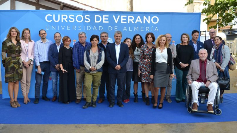 Arrancan los preparativos para los XXI Cursos de Verano de la UAL