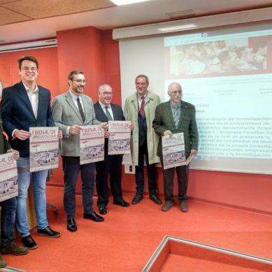 La UJA presenta la I Bienal de Arqueología, un foro para poner en valor el patrimonio histórico