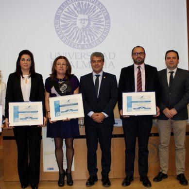 Los X Premios Ícaro premian el compromiso por la empleabilidad