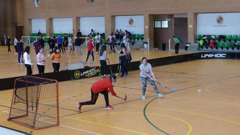 Deportes alternativos para 'abrir la mente' de los futuros docentes de Educación Física