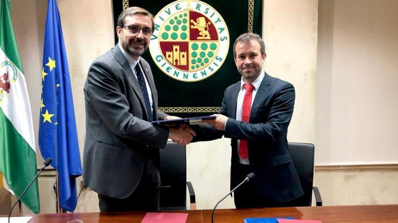 La UJA y el Ayuntamiento estrechan lazos institucionales