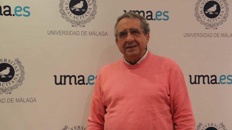 """José Ángel Narváez """"El envejecimiento de la plantilla es un problema general que está dándose en todas las universidades"""""""