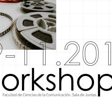 """La Universidad de Málaga será escenario del Workshop """"Cine y Memoria, Conceptos y Métodos"""""""