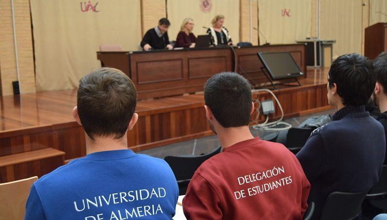 Formación a futuro para los representantes estudiantiles de la UAL