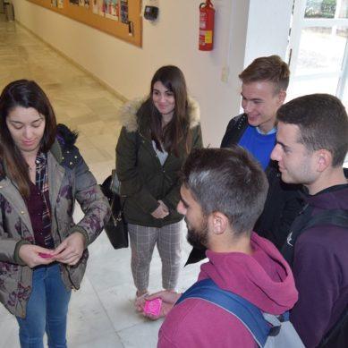 Conciencia y sensibilización contra el SIDA en el campus de la UAL