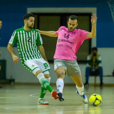 El Bessocer CD UMA Antequera sucumbe ante el Real Betis FS