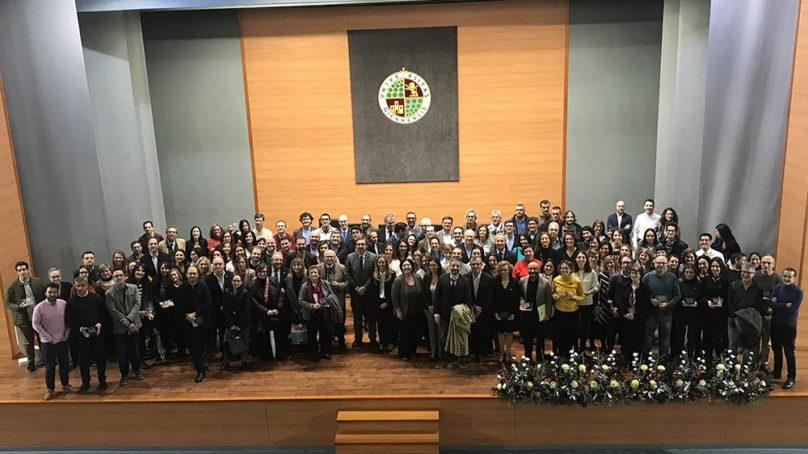 Reconocimiento y homenaje a los divulgadores científicos de la UJA