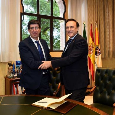 La Universidad de Córdoba y la Junta de Andalucía impulsarán la Cátedra de Turismo Cultural y Patrimonial de Córdoba