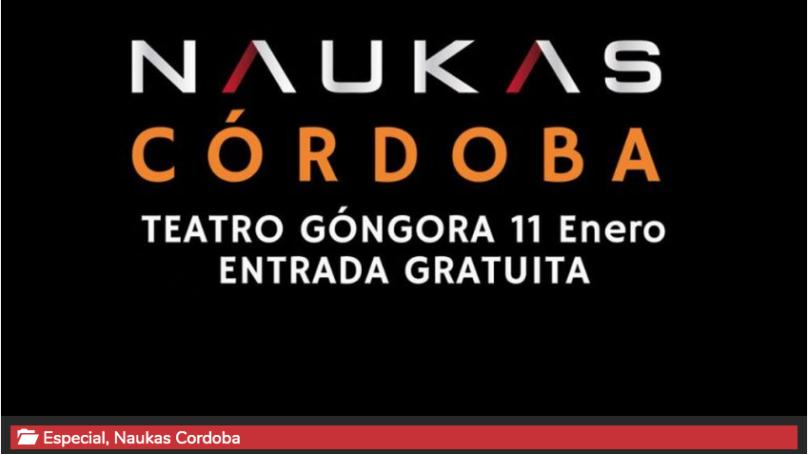La nueva edición de Naukas Córdoba llega cargada de humor