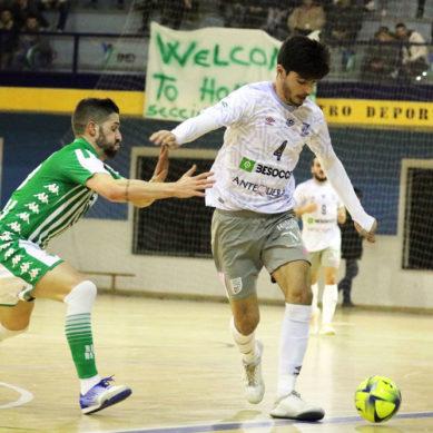 El BeSoccer CD UMA Antequera se queda a un gol de los cuartos de final