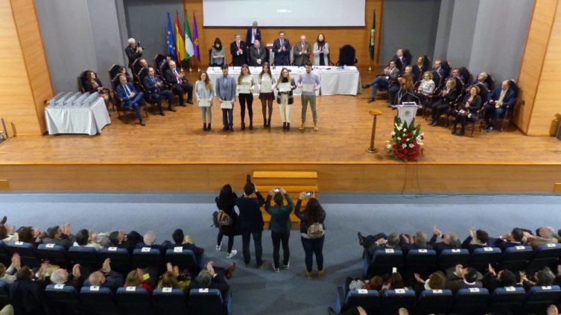 Reconocimiento a la excelencia en la comunidad universitaria jiennense