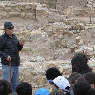 Reconocimiento a Arturo Ruiz, investigador referente en el estudio de la arqueología íbera