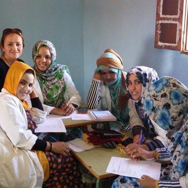 Investigadores de la UJA mejoran la formación de las matronas en campamentos de refugiados