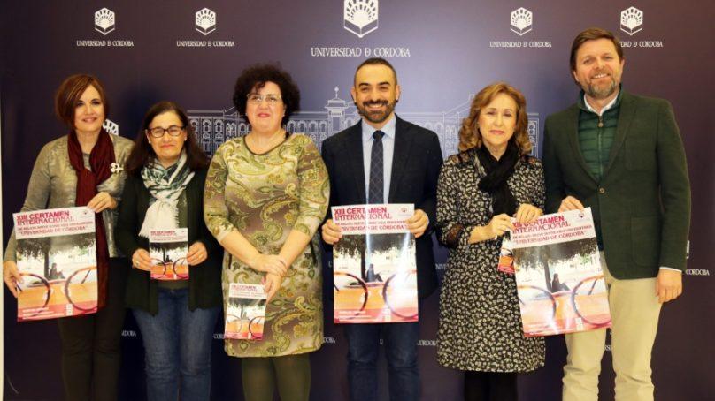 La UCO resuelve los premios del XIII Certamen Internacional de Relato Breve sobre Vida Universitaria