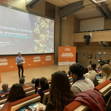 Almería Emprende ofrece las claves del autoempleo en la UAL