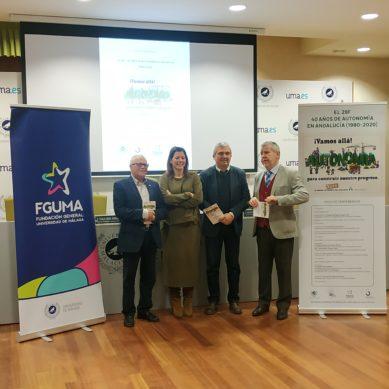 La UMA celebra los 40 años de autonomía de Andalucía