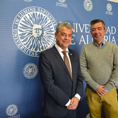 La Universidad de Almería de zambulle en el estudio de la biodiversidad acuática