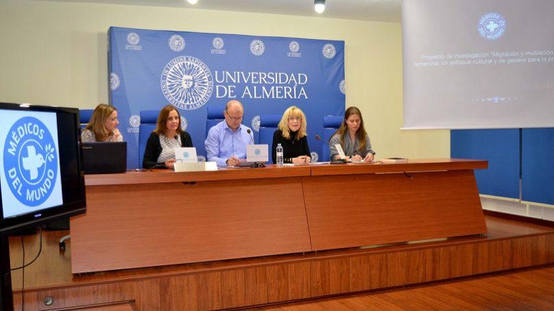 Investigadores de la UAL estudiarán la práctica de la mutilación genital femenina