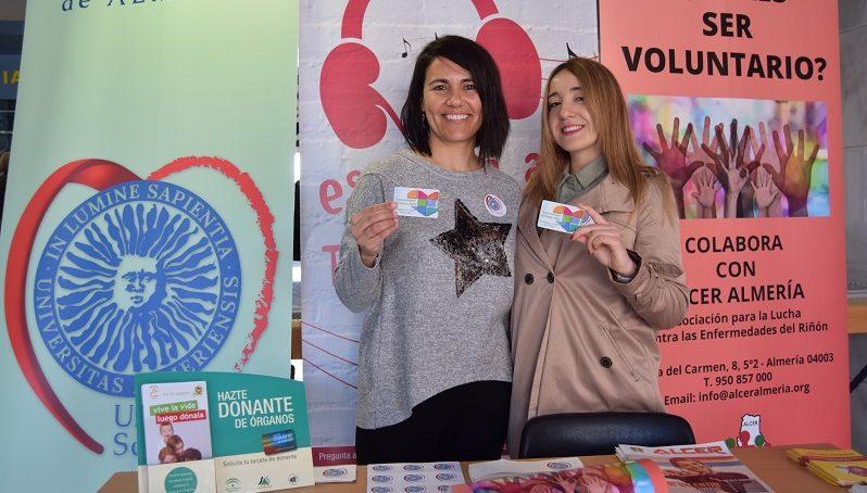 La UAL le pone conciencia y corazón al Día Mundial del Trasplante