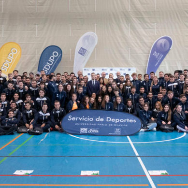 La Universidad Pablo de Olavide se prepara los CAU 2020