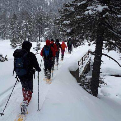 Deportes de alta montaña para recuperar el aliento después de los exámenes
