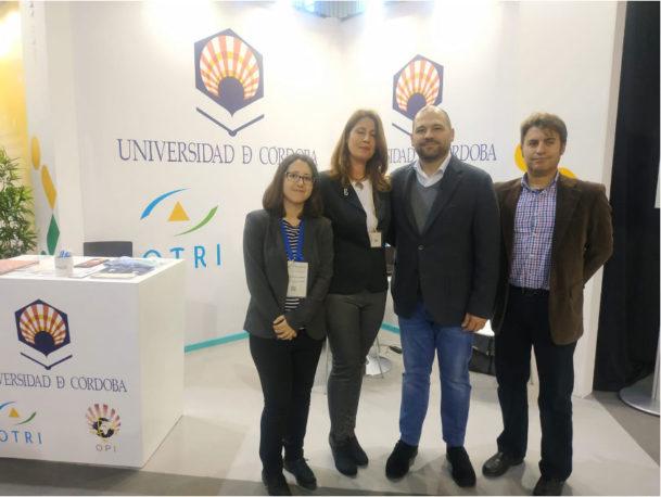 Stan de la Universidad de Córdoba
