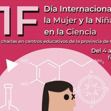 Una semana para promocionar la ciencia con nombre de mujer
