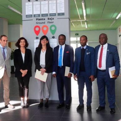 La Universidad de Huelva y la Universidad Nacional de Guinea Ecuatorial firman un convenio de cooperación científico-académico
