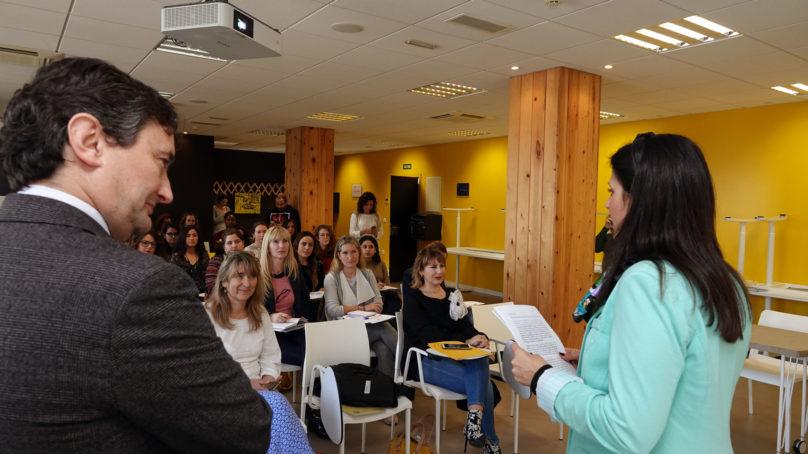 El emprendimiento femenino en el programa universitario Univergem