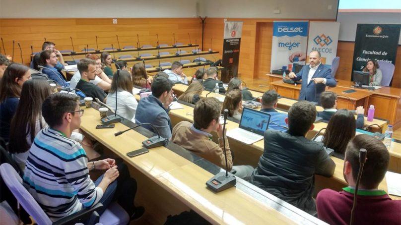 Encuentro nacional de estudiantes de Economía y Empresa en la UJA