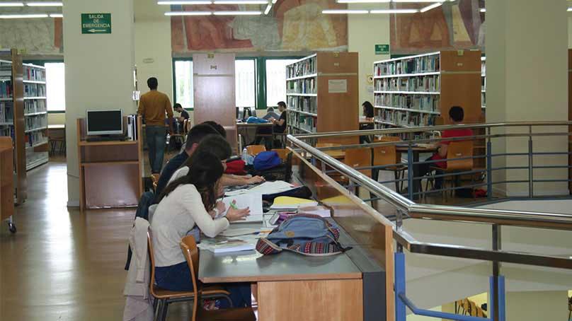 La UCO abre las puertas de sus bibliotecas virtuales