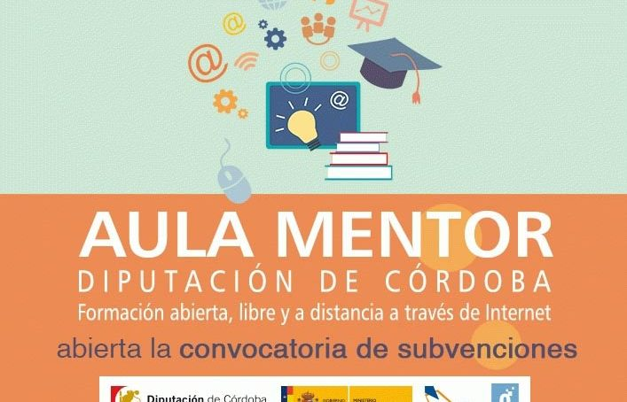 La Diputación de Córdoba te anima a quedarte en casa y seguir formándote