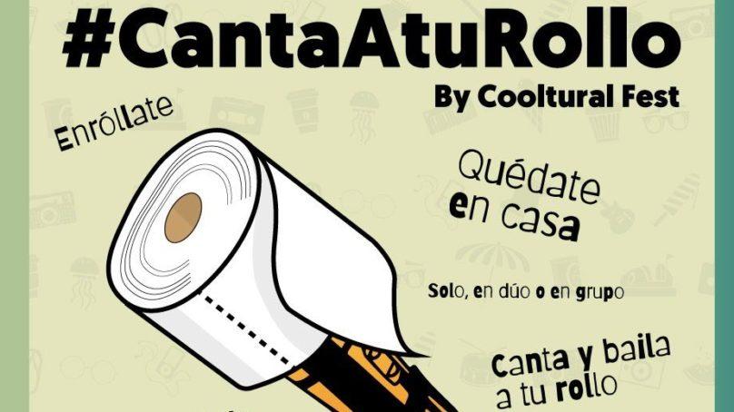 'Canta a tu rollo' desde casa con Cooltural Fest para amenizar la cuarentena
