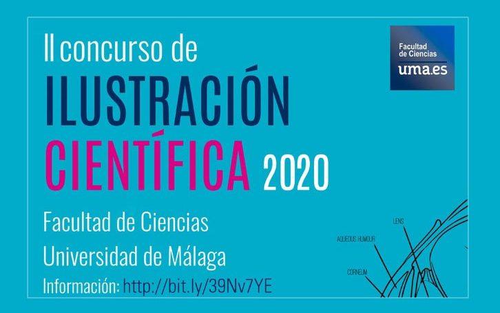 La UMA convoca el II Concurso de Ilustración Científica