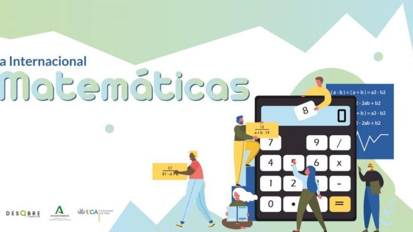 Una semana llena de actividades por el Día Internacional de las Matemáticas