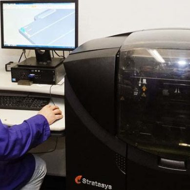 Impresoras y materiales para construir respiradores mecánicos