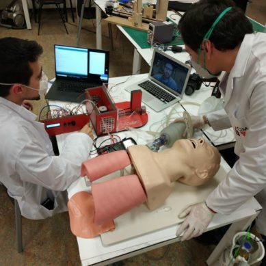 Desarrollan un modelo de respirador artificial de bajo coste y seguro para el paciente