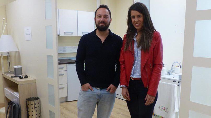 Un apartamento inteligente para probar tecnologías de uso social en la UJA