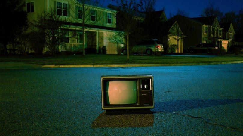Carreteras sostenibles gracias a los antiguos televisores CTR