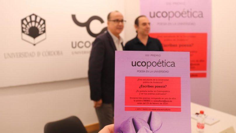 La VIII edición de UCOPoética ya tiene finalistas