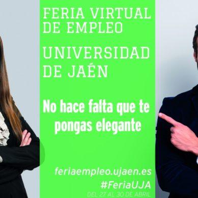 Punto de encuentro virtual para poner en contacto a empresas, estudiantes y egresados de la UJA