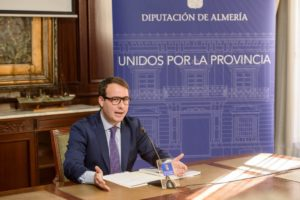 Fernando Giménez, diputado de Presidencia