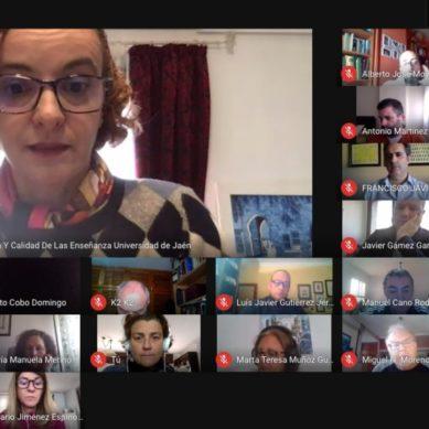 La UJA crea una comisión de trabajo para regular los mecanismos de evaluación online