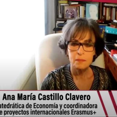 """Ana Castillo: """"Los empleos digitales serán los más beneficiados"""""""