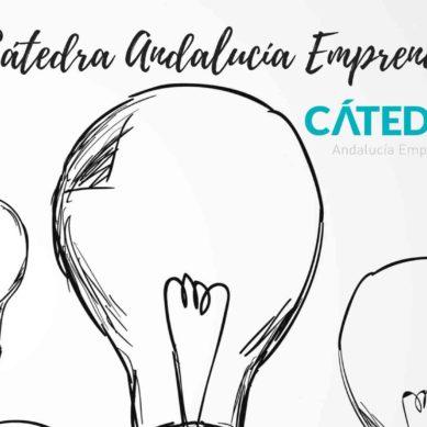 La Cátedra Andalucía Emprende continúa su trabajo virtual