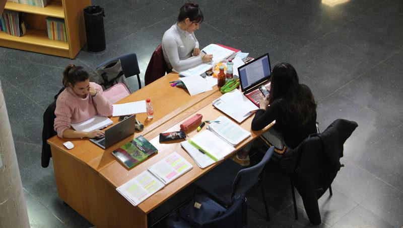 Las universidades dan por finalizado la docencia presencial